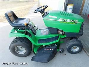 John Deere Sabre 1742 Lawn Mower