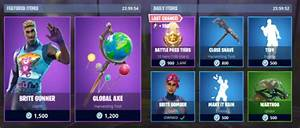 What are the daily items in the Fortnite shop today? – 30 ...