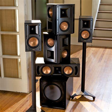 klipsch bookshelf speakers rb 51 ii bookshelf speakers pair klipsch