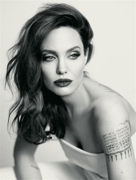 ANGELINA JOLIE for Mon Guerlain, 2018 - HawtCelebs