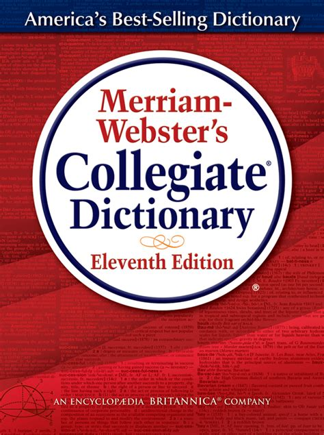 dictionary for shop for merriam webster dictionaries dictionary and thesaurus and reference sets