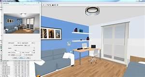 Escalier Sweet Home 3d : sweet home 3d tutorial design and render a bedroom part ~ Premium-room.com Idées de Décoration