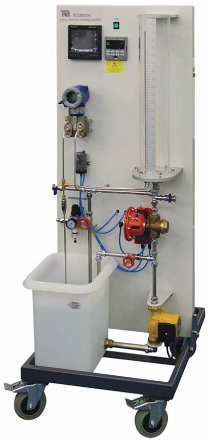 System Process Training Level Control Tecquipment