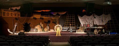 yarr church stage design ideas
