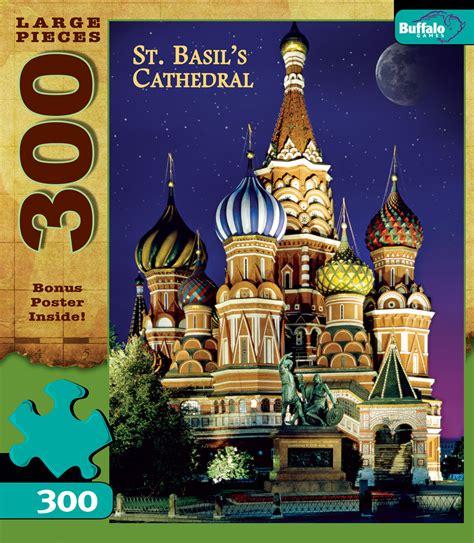 st basil s cathedral jigsaw puzzle puzzlewarehouse 304 | 2525BG 1