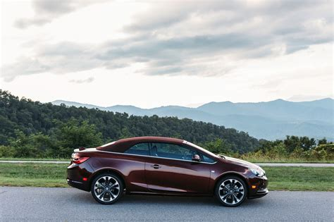 2018 Buick Cascada Adds Three New Colors, New Package