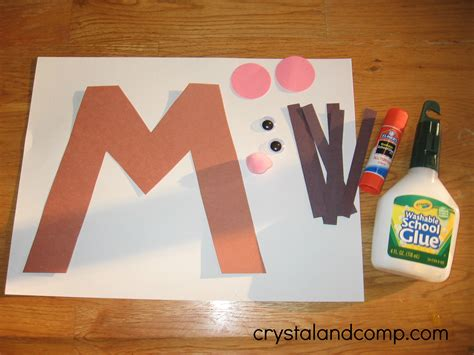 alphabet activities for preschoolers m is for mouse 782 | M is for Mouse 2 crystal and comp