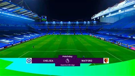 Chelsea vs Watford | Stamford Bridge | 2019-20 Premier ...
