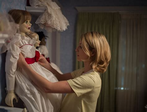 real scene photos 2016 25 new annabelle movie images released to creep out the