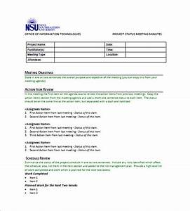 Minutes of meeting template 27 free sample example for Taking minutes in a meeting template