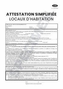 Attestation Tva 10 : cerfa 13948 05 attestation de tva simplifi e locaux d ~ Melissatoandfro.com Idées de Décoration
