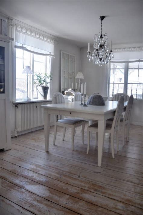 shabby chic floors dining room white grey black chippy shabby chic whitewashed cottage french country