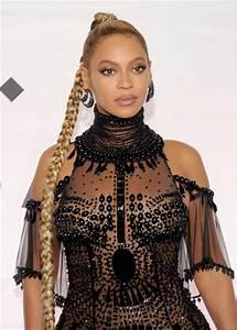 Beyonce Knowles Long Braided Hairstyle - Beyonce Knowles ...