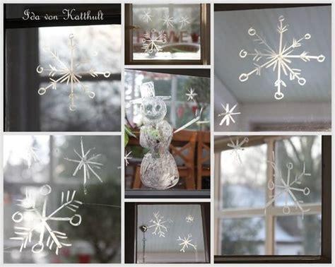 Weihnachtsdeko Fenster Bemalen by Fenster Bemalen Weihnachten Home Sweet Home
