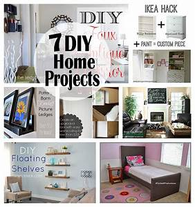 7 Diy Home Projects - Made To Be A Momma