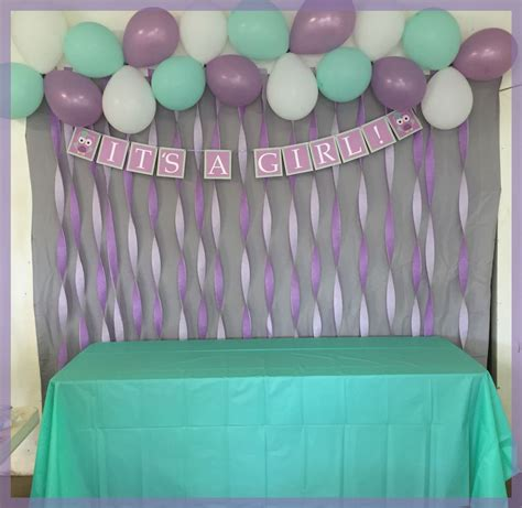 Cheap Decorating Ideas For Baby Shower by Best 25 Diy Baby Shower Decorations Ideas On
