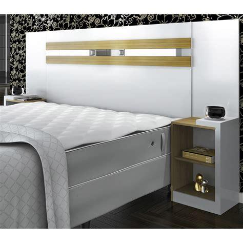 cabeceira para cama box casal simbal chevalier criado mudo cabeceiras no casasbahia br