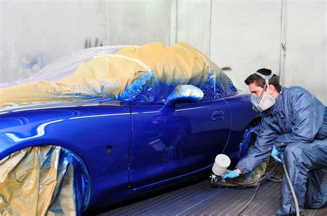 car paint job cost auto body shop blog