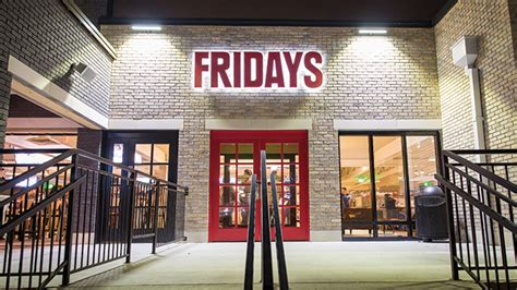 tgi fridays  opened  prototype  texas