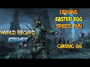 Origins - Classic GG Easter Egg Speed Run 4 Player - World ...