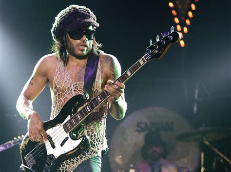 Lenny Kravitz The Star Born Again Rolling Stone