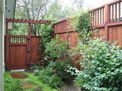 25+ Best Fence Gate Design Ideas On Pinterest