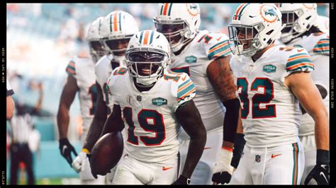 Miami Dolphins Extend Winning Streak to Five Games with 29 ...