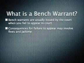 Bench Warrant Jury Duty by Arrest And Bench Warrants In Louisiana Louisiana