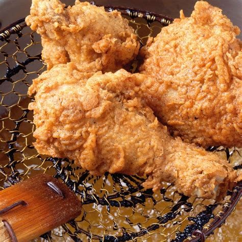 fried chicken deep buttermilk recipe fry recipes legs food southern crispy thighs epicurious cooking thigh drumstick oven easy ever ingredients