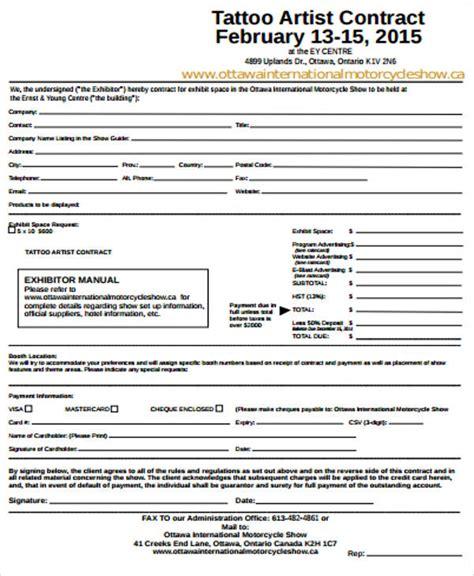 Tattoo Apprenticeship Contract Tattooart Hd