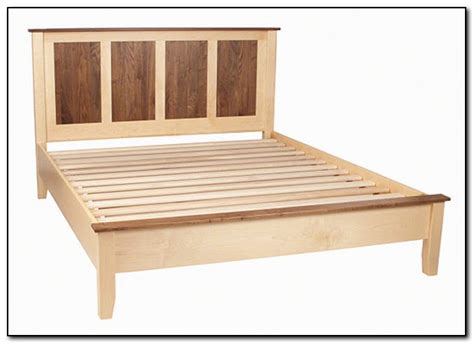 queen bed frame  drawers plans beds home design