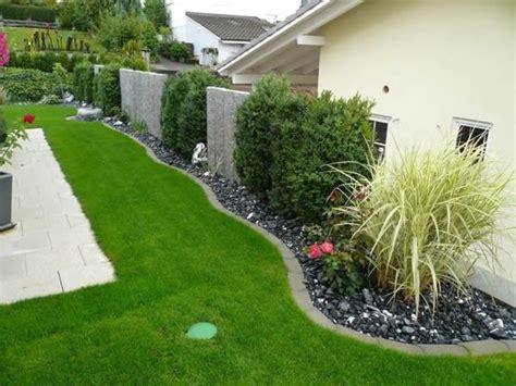 Garten Trennwände Sichtschutz Beispiele by Verlattung Und Bambusbepflanzung Moderner Sichtschutz Im