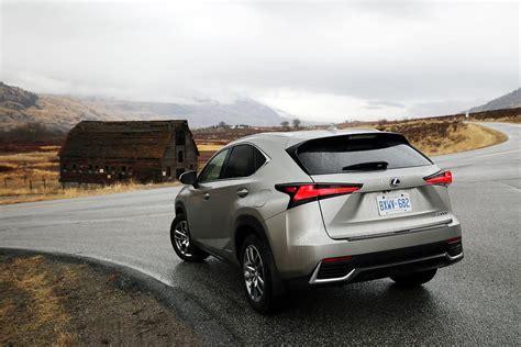 2018 Lexus Nx 300 & 300h Review