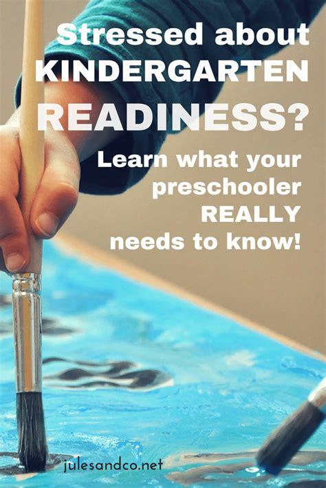 kindergarten readiness what does my preschooler really 460 | KINDERGARTENREADINESS