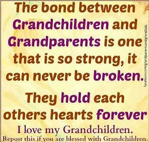 Pin by Russ Kle... Nanny And Grandson Quotes