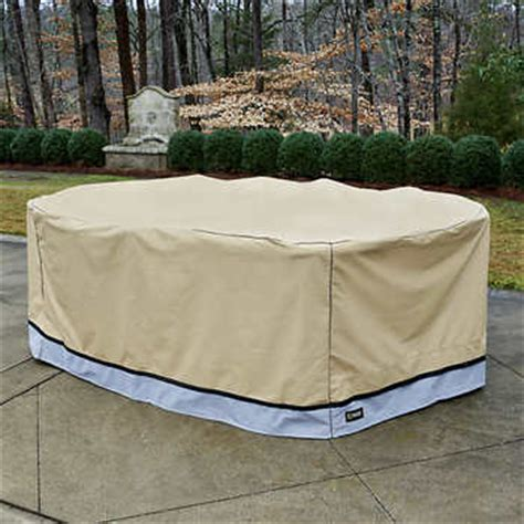large patio cover set by seasons sentry
