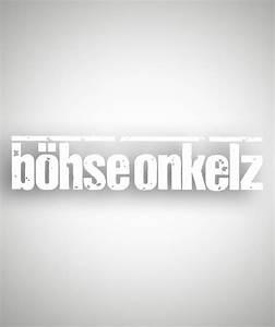 Böhse Onkelz Aufkleber : heckscheibenaufkleber b hse onkelz ~ Jslefanu.com Haus und Dekorationen