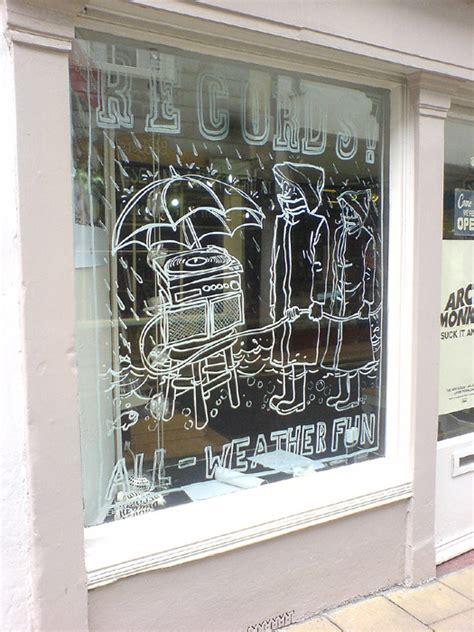 drift shop window drawing  leeoconnor  deviantart