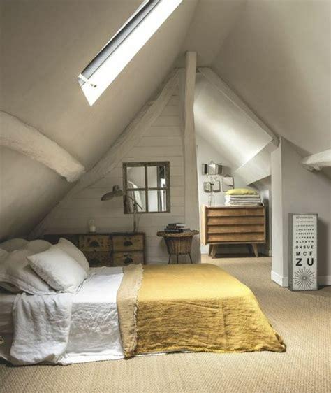 deco chambre comble tout pour votre chambre mansardée en photos et vidéos