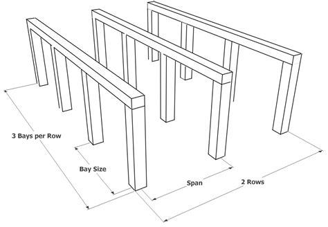 floor joist span definition add or modify a precast t concrete floor system