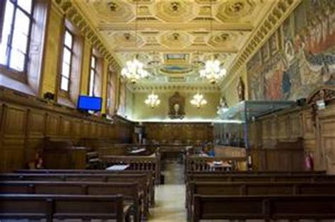 cour d assises vers la suppression du jury populaire