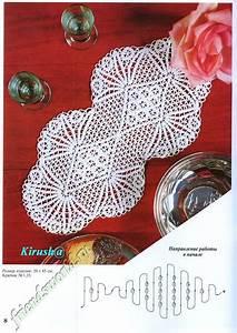 Set De Table Au Crochet : picasa web albums nappes et napperons au crochet crochet doilies picasa et crochet ~ Melissatoandfro.com Idées de Décoration