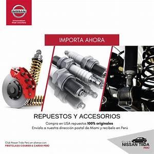 Club Nissan Tiida Peru  P U00e1gina Oficial  - Empresa De Veh U00edculos De Motor - Lima