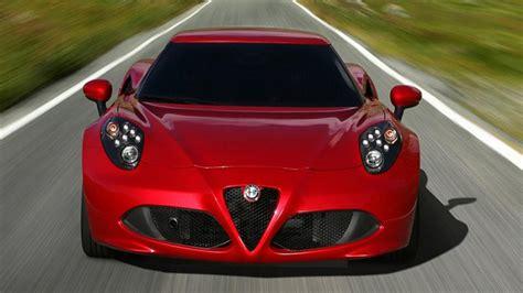 First Drive Alfa Romeo 4c 175 Tbi 2dr Tct  Top Gear
