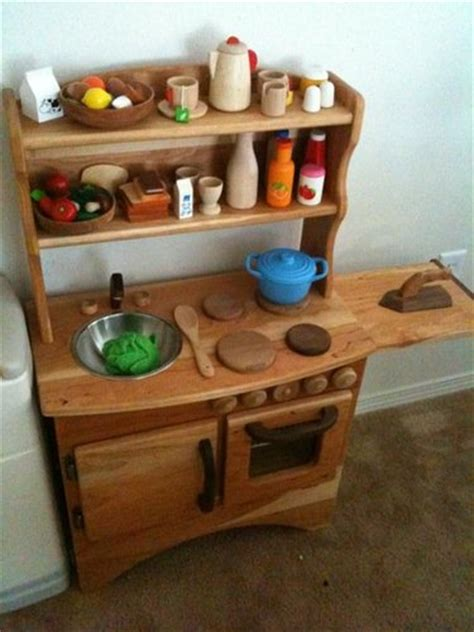 plans  wood play kitchen  woodworking