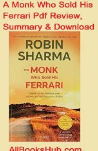Previous article$100 startup book pdf download free. Download The Monk Who Sold His Ferrari Pdf Free + Summary ...