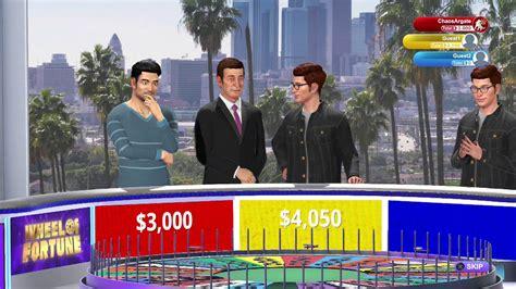 jeopardy fortune wheel