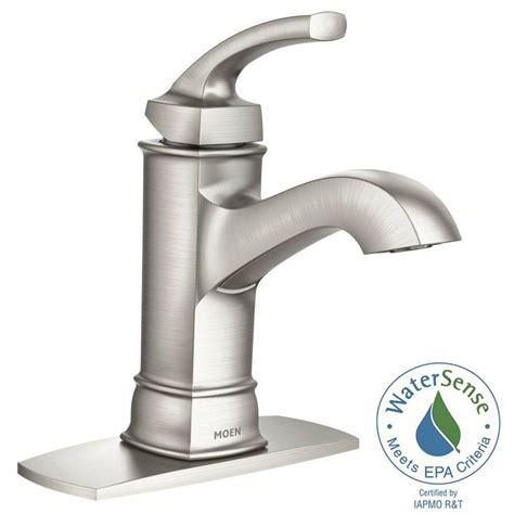 kitchen sink faucets moen moen boardwalk bath faucet