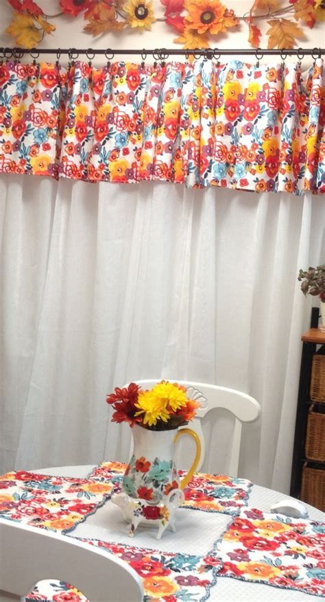 Pioneer woman curtains made using towels   For the Home