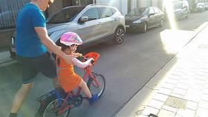 fietsen om af te vallen